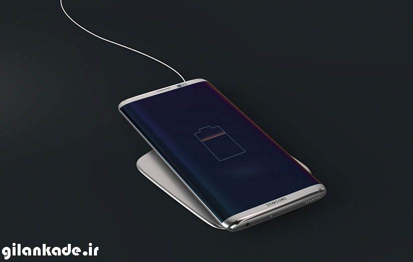 گلکسی S8 صفحهنمایش بدون حاشیه، دکمه هوم مجازی و یک دوربین دارد