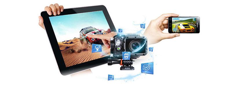 طراحی دوربین ورزشی AEE S77