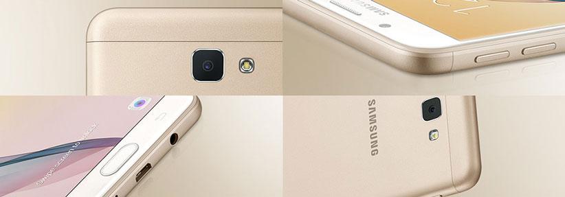 طراحی و ساخت گوشی Samsung Galaxy J7 Prime