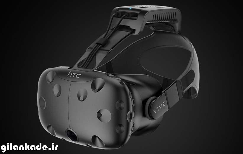 امکان استفاده از هدست بی سیم HTC Vive فراهم شد