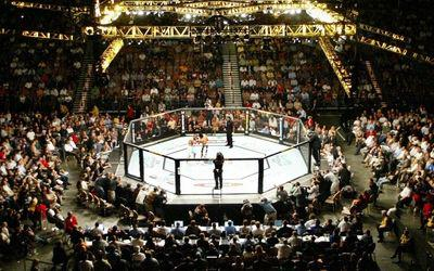 همکاری UFC با
