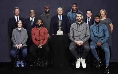 حمایت مالی نایک از فدراسیون جهانی بسکتبال