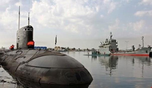 با زیردریایی طارق ایران آشنا شوید
